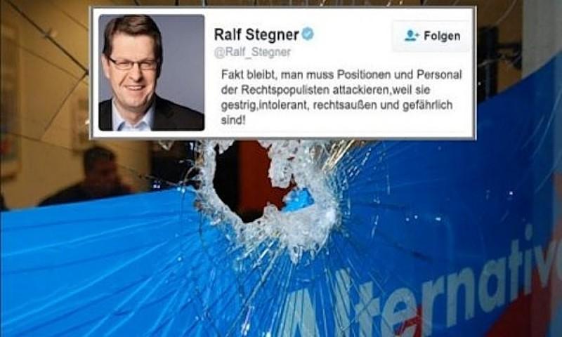 Ralf Stegner Sohn