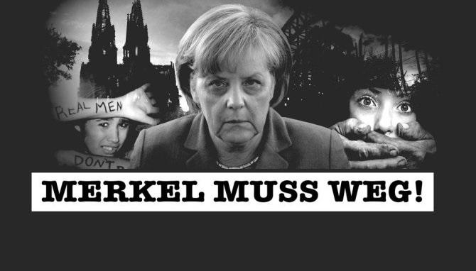 Merkelmussweg Nächste Montagsdemo In Mainz Am 9 April Die