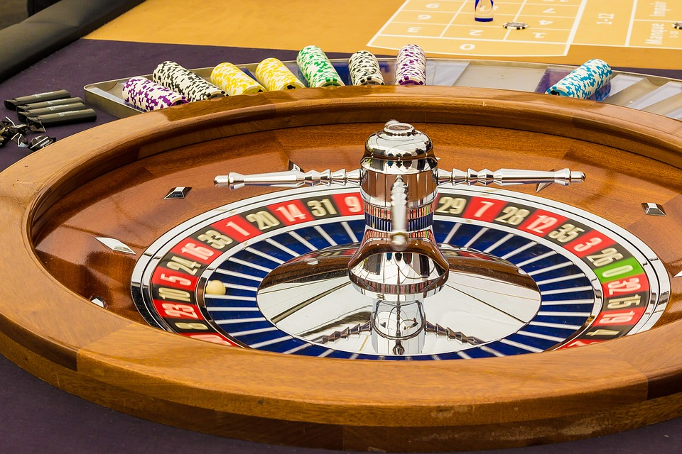 Schwarz Beim Roulette 4 Buchstaben